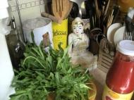 Buddha in cucina