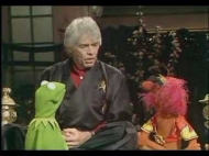 Muppet Show - James Coburn and Animal meditate!