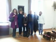 Volontari del Progetto Incontri della Fondazione Astalli